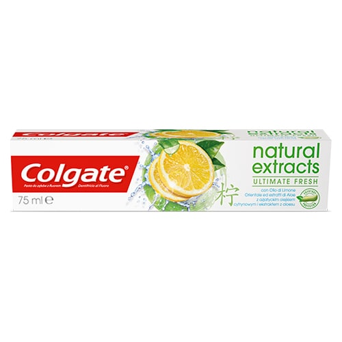 Colgate Natural Extracts Ultimate Fresh