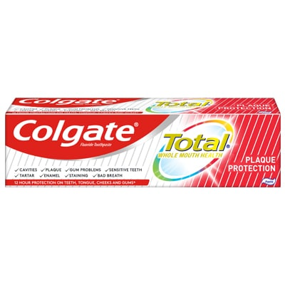 Colgate Total Plaque Protection fogkrém