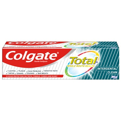 Colgate Total Interdental Clean fogkrém